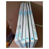 18 x 20 x 1 EZ Flow II No-Metal Air Filter (Case of 12)by Flanders PrecisionAire- open box not used -SEE PICTURES