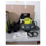 175 MPH 760 CFM 38cc Gas Backpack Leaf Blower by RYOBI- slighlty used -SEE PICTURES