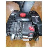 18 in. Single-Stage Gas Snow Blower by Legend Force- slightly used - missing  bottom plate -SEE PICTURES