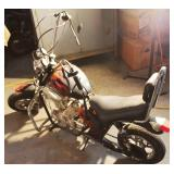 Mini Harley Motorcycle