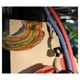 Beach Toys & Life Jackets