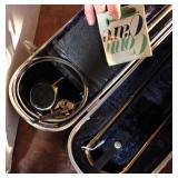 Trombone In Case