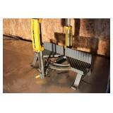 Miter Saw Metal Construction