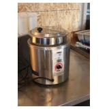 Soup Warmer Stainless Steel Commercial