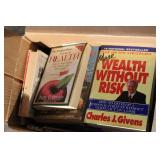 4 Box Of Cook Books