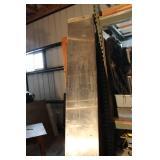 """Stainless Steel Shelf 72"""" Long X 12"""" Deep"""