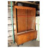 Wood Gun Cabinet 14 Guns