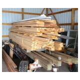 Wood Remnant Different Sizes Lot