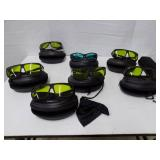 7 -Safety Laser Glasses and Cases
