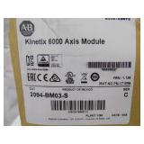 A-B Kinetix 6000 Axis Module