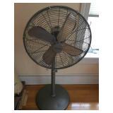 Holmes 3 Speed Oscillating Adjustable Height Floor Fan