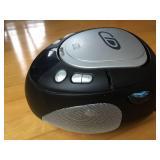 Audiovox Portable CD System