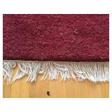 Indo Gabbeh Wool Pile Rug