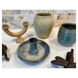 Pottery Items and More!