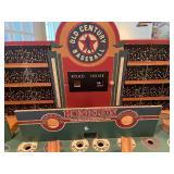 Vintage Baseball Pinball Game