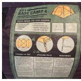 REI Basecamp 4 Tent