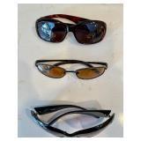 Mossimo, Merona, and Dockers Sunglasses