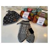 Helstra Gloves, a Merkley Hat, and Yarn
