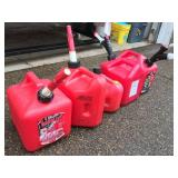 Gas Can Lot