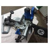 Kobalt 7.25 Inch Compact Sliding Single Bevel Miter Saw