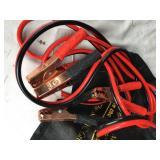 Jumper Cables In Nylon Case