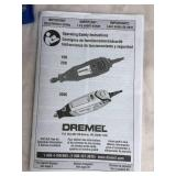 Dremel With Many Accessories