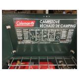 Coleman Dual Burner Camp Stove