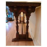 Ornate Vintage Console Table