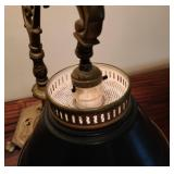 Beautiful Vintage Brass Table Lamp
