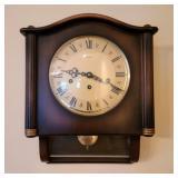 Vintage Mauthe Wall Clock