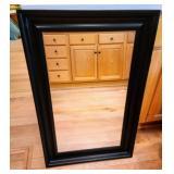 Large Black IKEA Wall Mirror