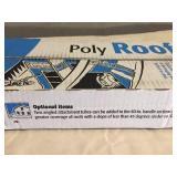 Garant Poly 16 Foot Roof Rake