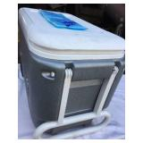Igloo Wheelie- Cooler With Ice Pack