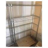 3 NFS Metal Shelving Systems