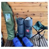 Camping Items; Two Swiss Gear Air Mattresses and More!