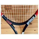 Spalding Racket Bag and 2 Tennis Rackets