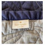 Kate Spade King Reversible Quilt