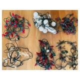 Holiday and Patio Light Strands