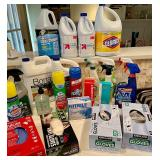 Clean, Clean, Clean!- Awesome Variety of Cleaning Supplies!