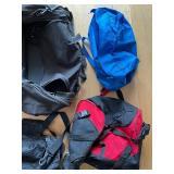 5 Duffle Bags