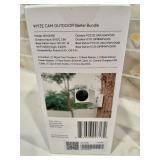 WYZE Cam Outdoor Wire Free Starter Bundle