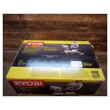 15 Amp 10 in. Sliding Compound Miter Saw with LED by RYOBI