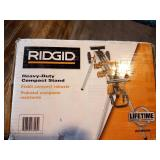 Professional Compact Miter Saw Stand by RIDGID