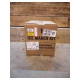 Whirlpool - Icemaker Kit for Most Whirlpool, Amana and Jenn-Air Side-by-Side Refrigerators - White