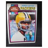 1979 Topps James Lofton Rookie Card #310