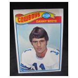 1977 Topps #284 Danny White RC