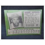 1971 Topps Reggie Jackson #20