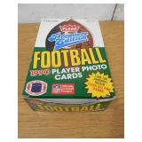 1990 Fleer Football Display Box of 36 Packs