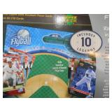 (2) Upper Deck Flyball Legends Card Game
