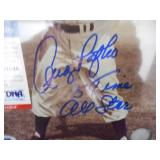 "PSA/DNA Authentic Andy Pafko Dodgers Autograph Photo 8"" X 10"""